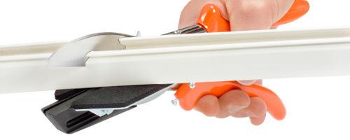 Nożyce do cięcia kanałów kablowych