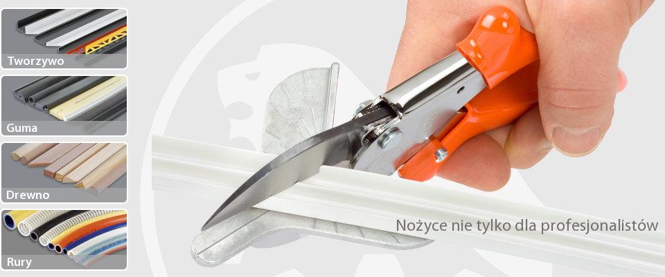 Nożyce nie tylko dla profesjonalistów