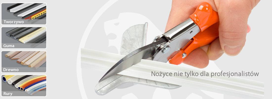 INTERAS - nożyce ręczne firmy LOWE Original
